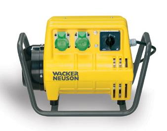 Преобразователи Wacker Neuson
